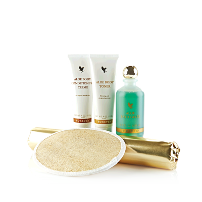 055 - Aloe Body Toning Kit