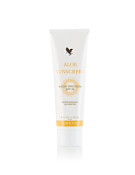 199 - Aloe Sunscreen