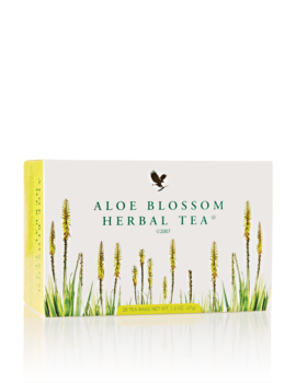200 - Aloe Blossom Herbal Tea