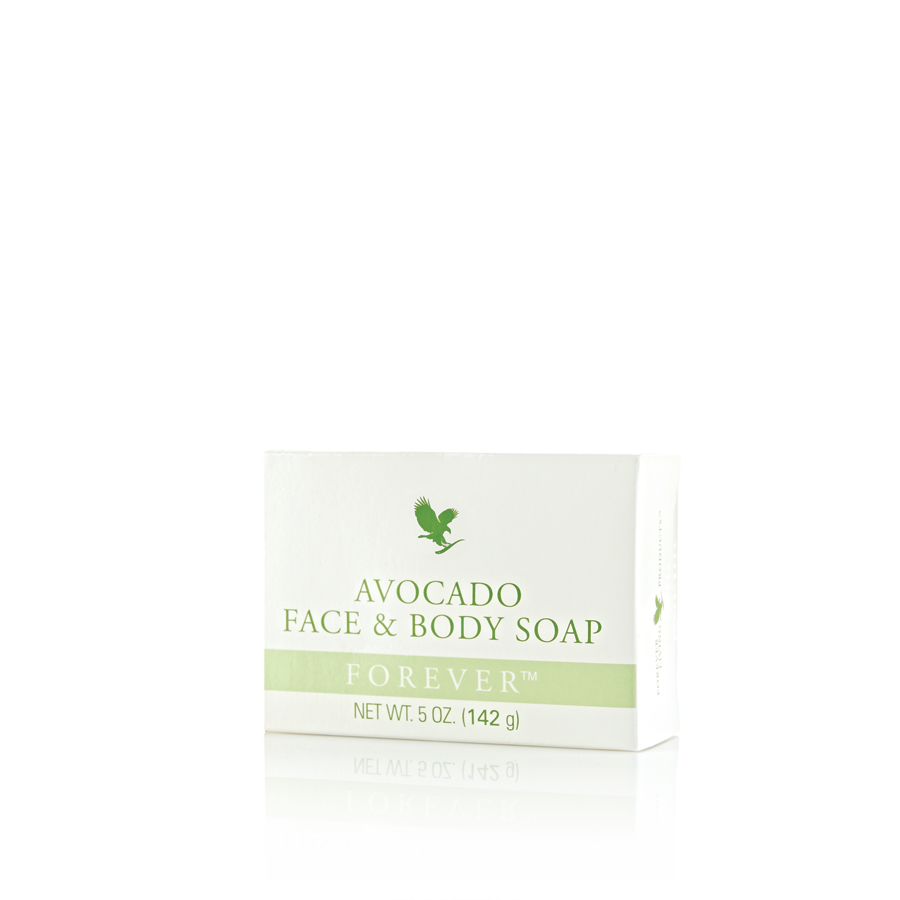 284 - Avocado Face & Body Soap