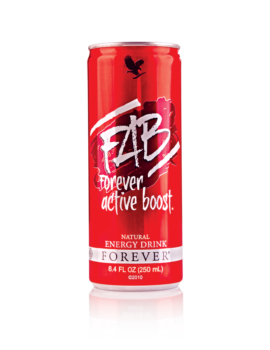 321 - FAB - FOREVER ACTIVE BOOST